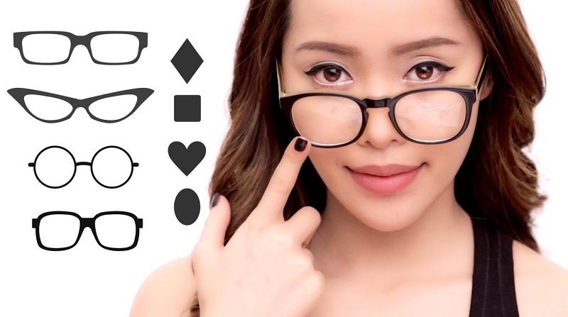 Обираєм окуляри по типу обличчя