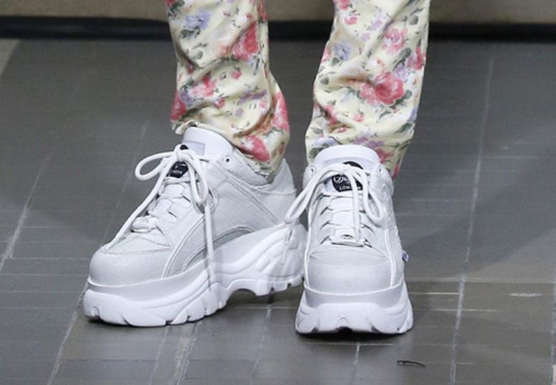 Модні кросівки осінь 2018