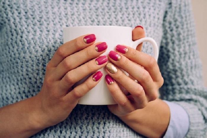 10 крутих ідей манікюру для коротких нігтів