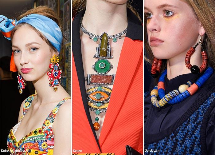 Тренди 2016. Модні прикраси  і коштовності літа 2016 року
