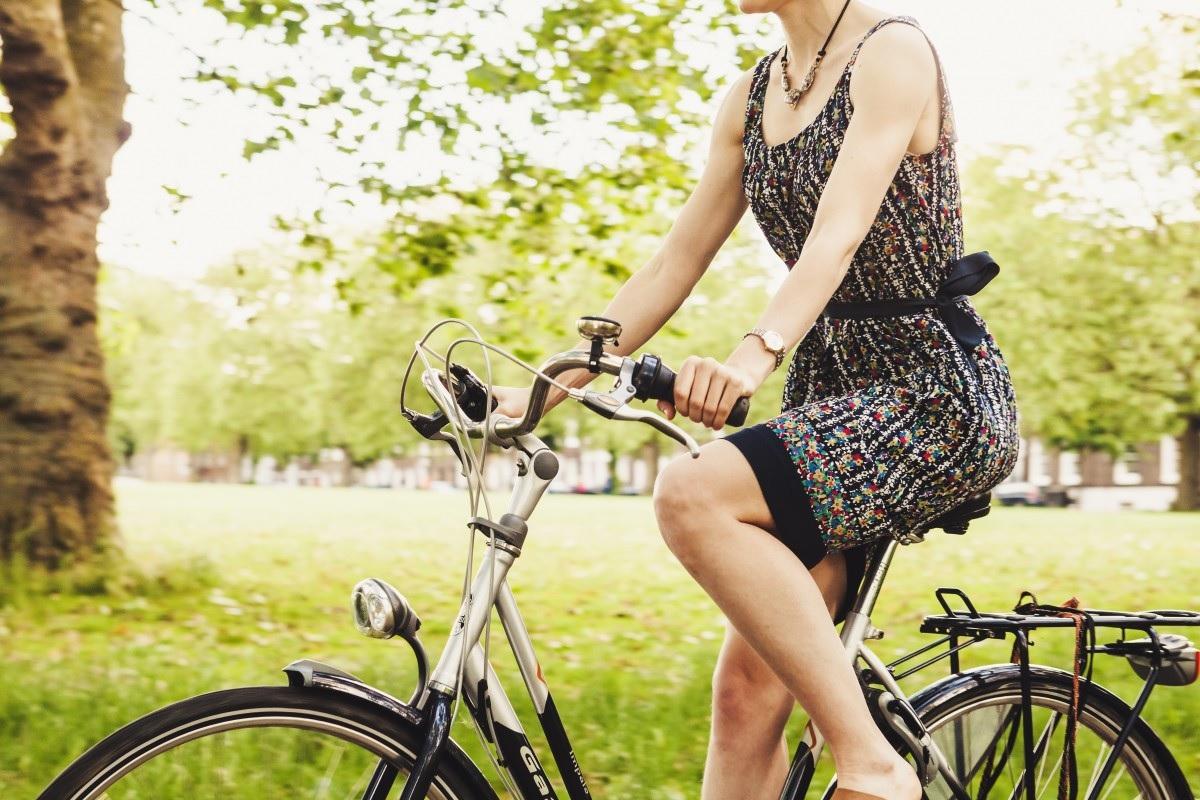 Користь та протипоказання їзди на велосипеді