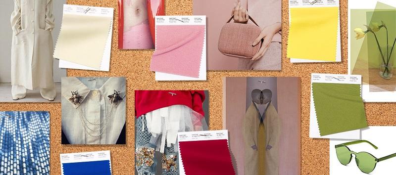 Міні-палітра трендових нейтральних кольорів Pantone
