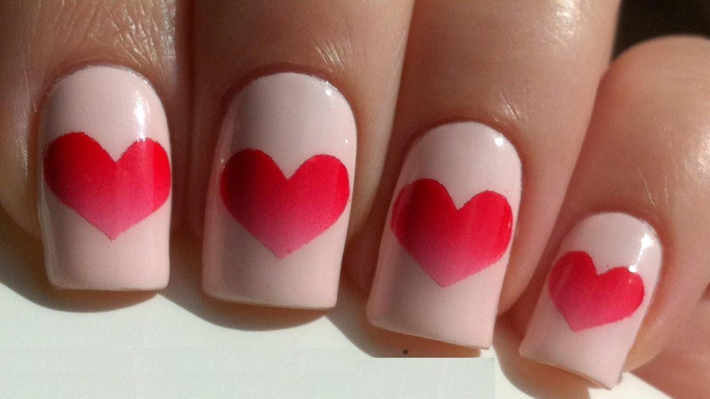 14 ідей романтичного манікюру для 14 лютого