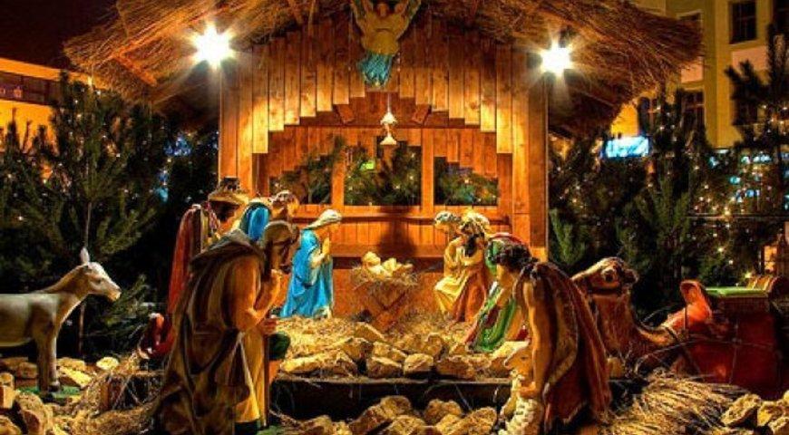 Вірші про Різдво