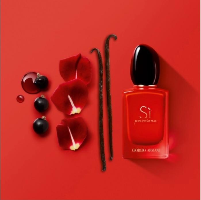 Sì і Sì Passione — найпопулярніші бестселери парфумерного дому Giorgio Armani