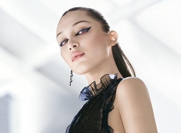 Белла Хадід і колекція макіяжу для очей від Dior