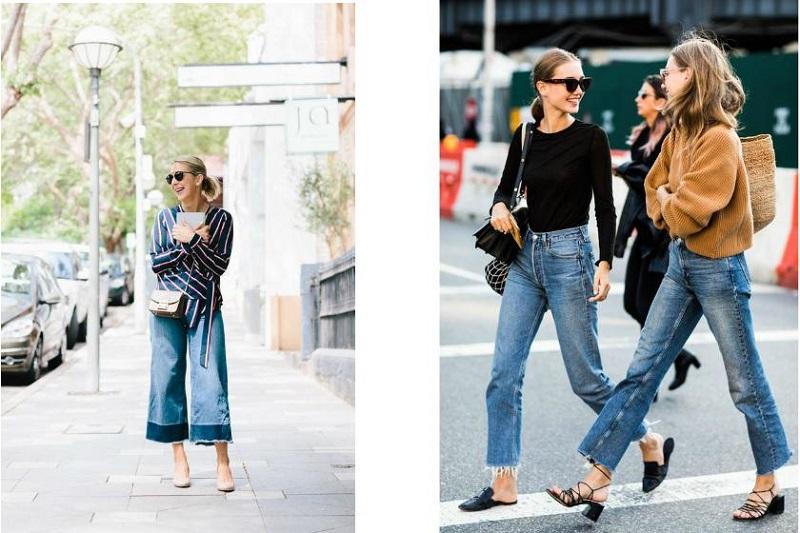 Будь в тренді: джинси весна-літо 2019