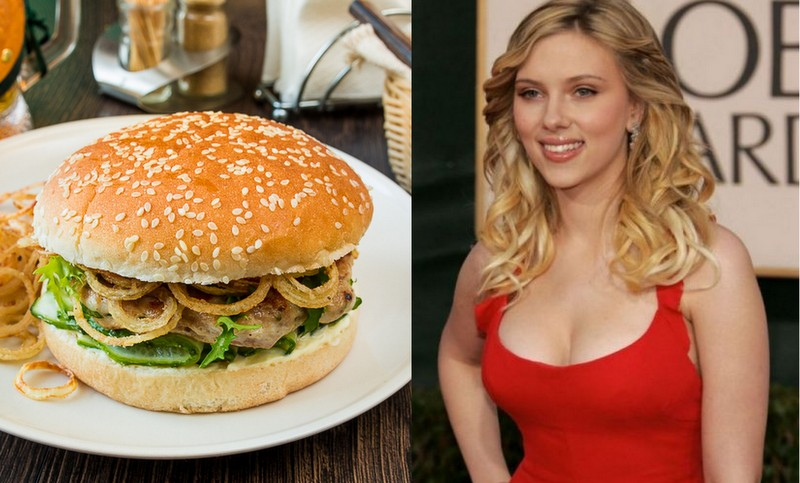 3 апетитні бургери, які обожнюють голлівудські актори