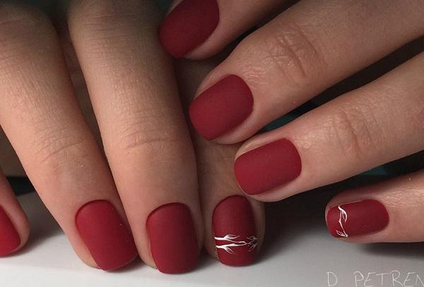 Ідеї манікюру на короткі нігті