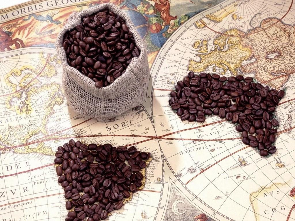Навколо світу з кавою за 7 днів!