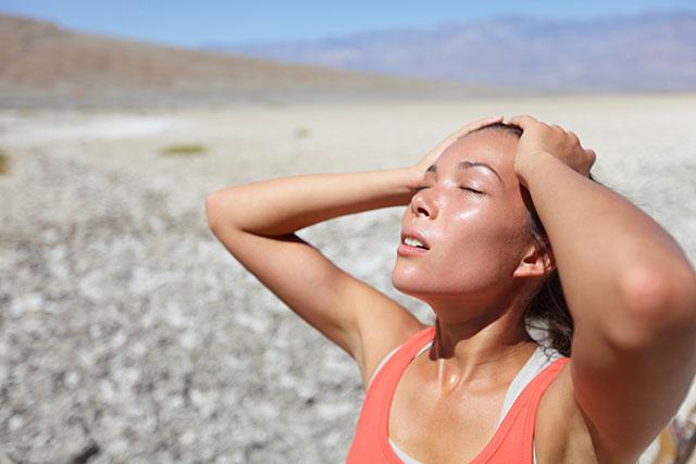 Як влітку уникнути зневоднення тіла