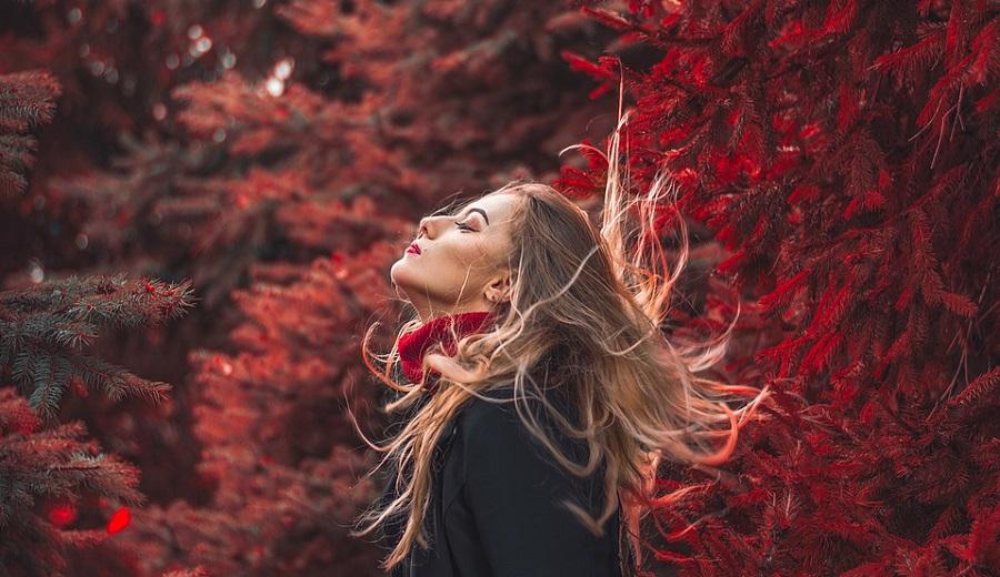 Місячний календар фарбування волосся на листопад 2020