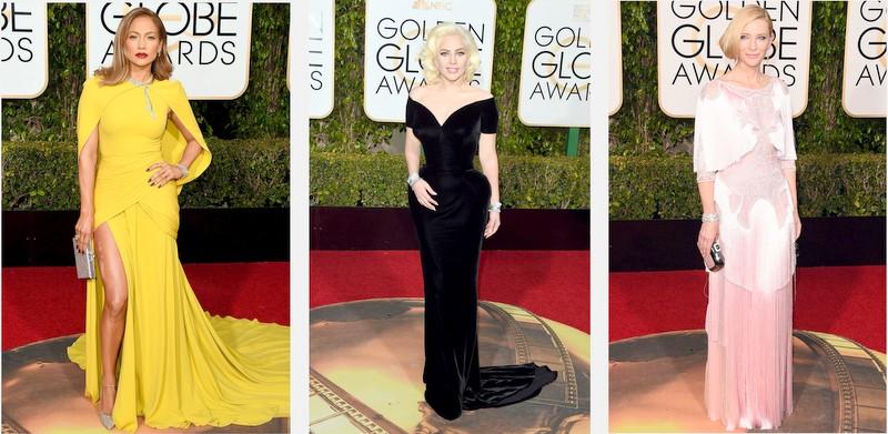 Найкращі сукні церемонії «Золотий Глобус 2016»