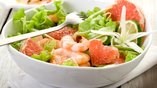 Рецепти пісних страв з грейпфрута