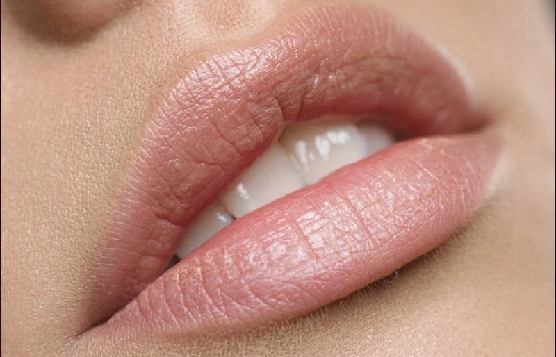 Найефективніше лікування обвітрених губ