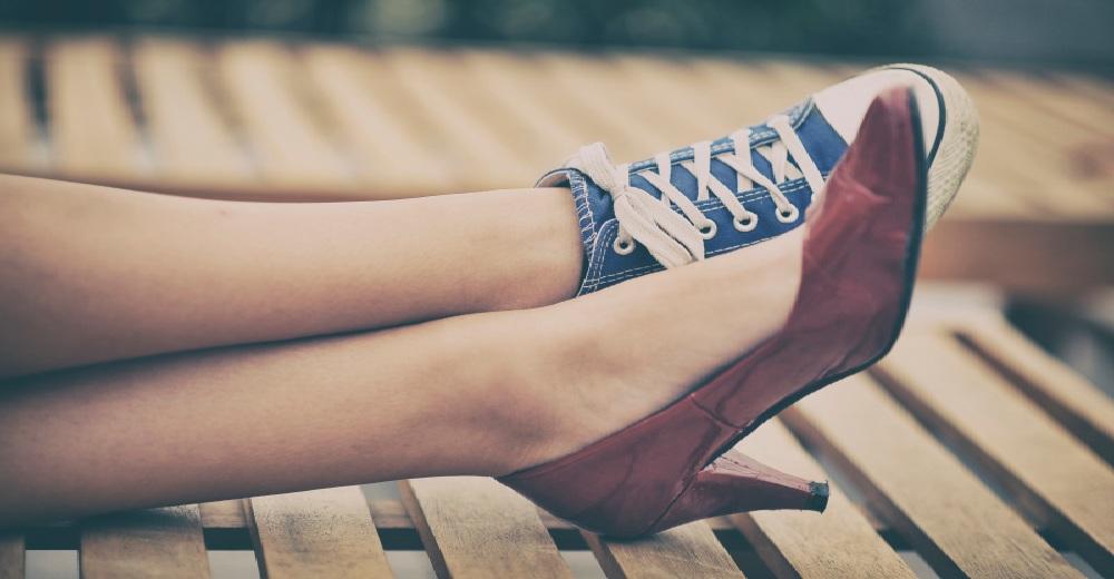 Як підібрати колготки до взуття