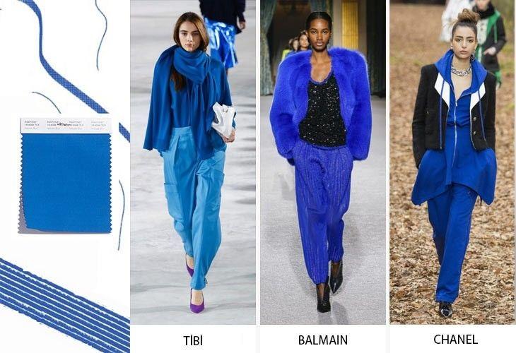 Класичний синій - колір 2020 року