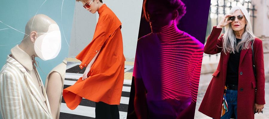Модні кольори осінь-зима 2019/2020 за версією Pantone