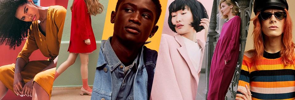 Модні кольори весна-літо 2020 за версією Pantone