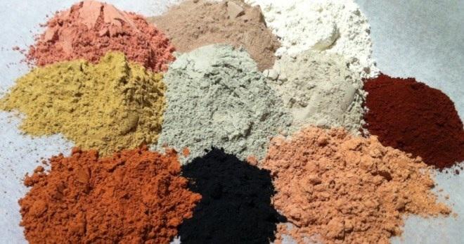 Косметична глина: види та властивості