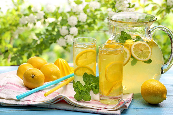 8 найкращих лимонадів у літню спеку