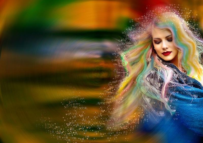 Місячний календар фарбування волосся на травень 2019