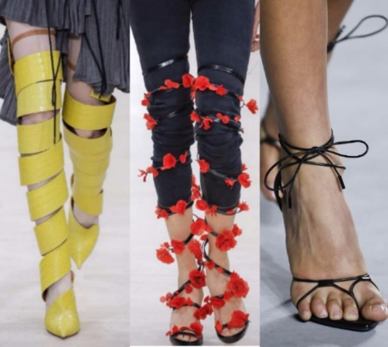 Модне взуття весна-літо 2018