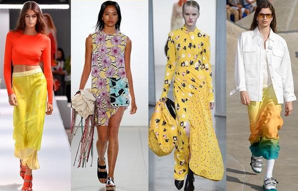 Модні тендеції весна 2019