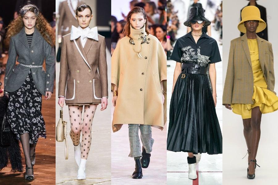 Модні колготки осінь-зима 2019/2020
