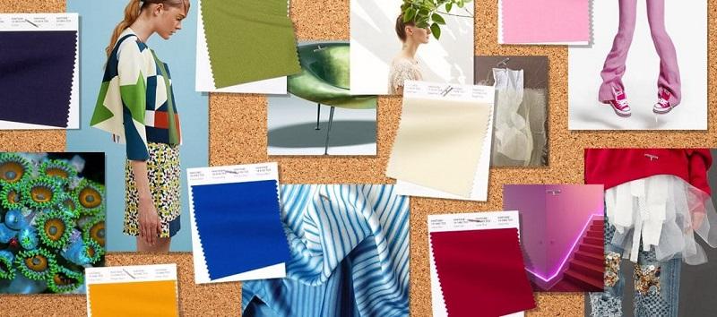 Основні трендові кольори весна - літо 2019 за версією Pantone