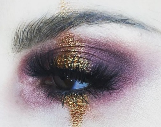 Оригінальні дизайни макіяжу очей 2017-2018 року