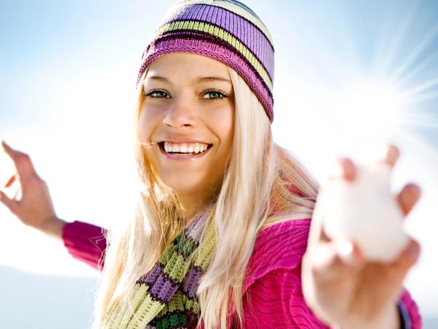 Обличчям до зими: як бути сяючою і красивою цілу зиму
