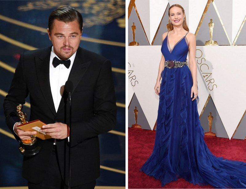 Оскар 2016: найкраще одягнуті знаменитості та головний переможець Леонардо Ді Капріо