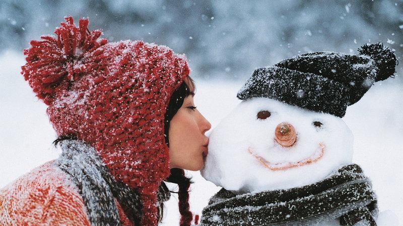 Не відмовляйтеся від поцілунків! 10 порад для догляду за губами  взимку