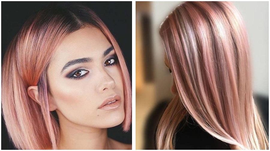 Полуничний блонд - трендове фарбування влітку 2020