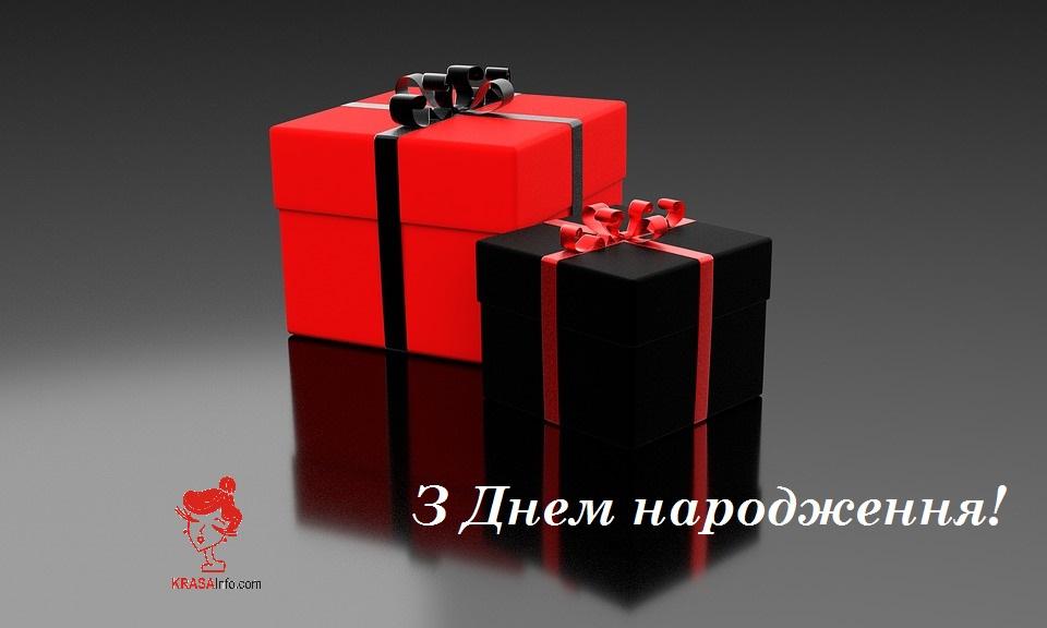 Привітання з Днем народження для мужчин