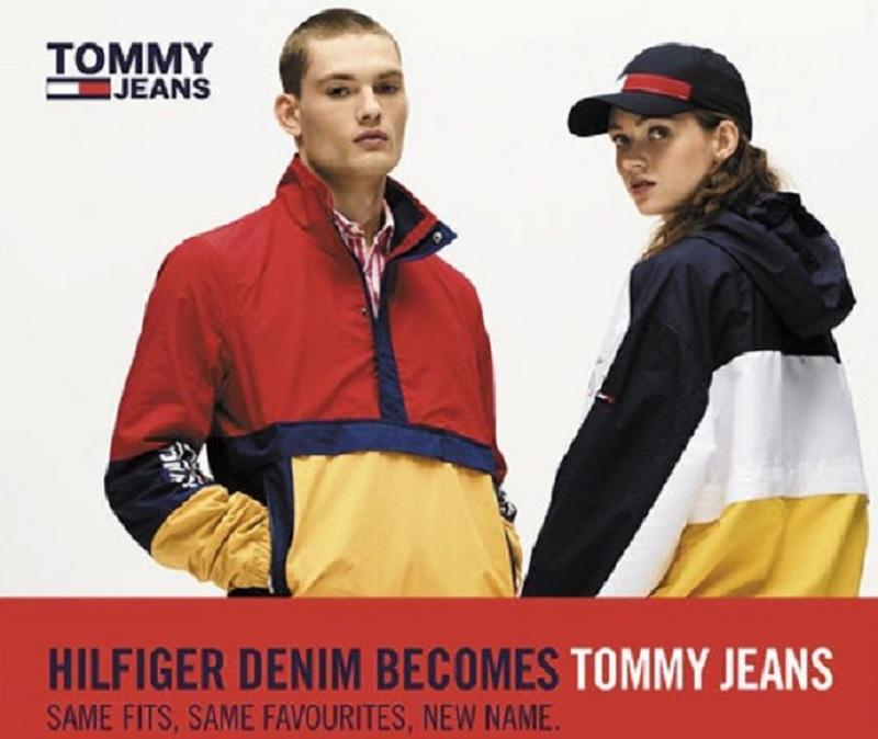 Модні джинси Hilfiger Denim (Tommi Jeans) весна - 2018