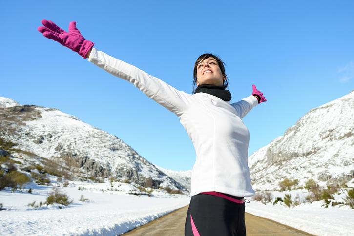 Як рухатися взимку, щоб не довелося худнути весною