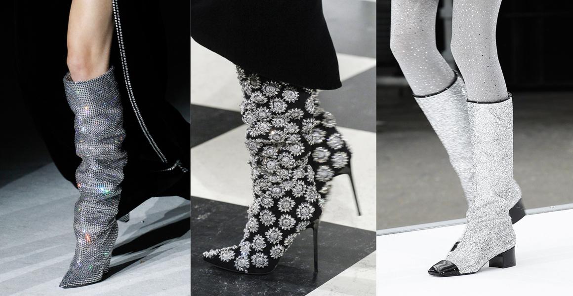 Модне взуття - Осінь 2017 Зима 2018