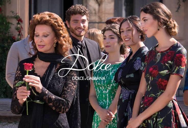 Аж подих перехоплює! Софі Лорен знялася у фільмі для Dolce & Gabbana