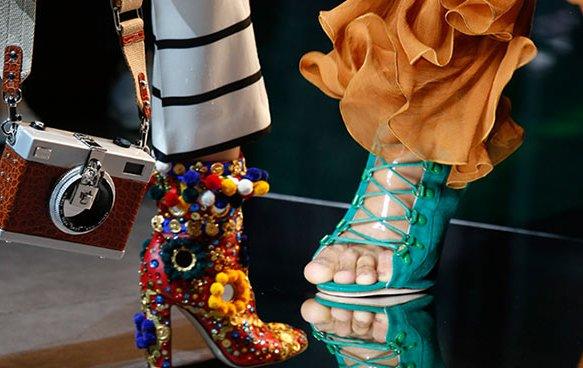 Тренди 2016. Модне жіноче взуття літа 2016