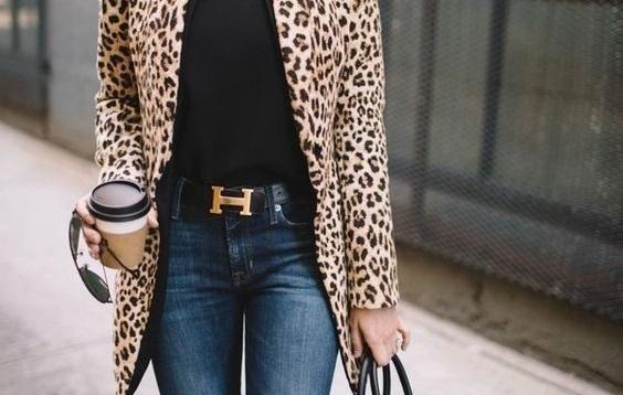 Стиль хижака: як носити модний леопардовий принт осінню-зимою 2018/19