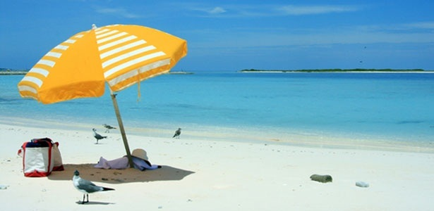Що брати з собою на пляж?