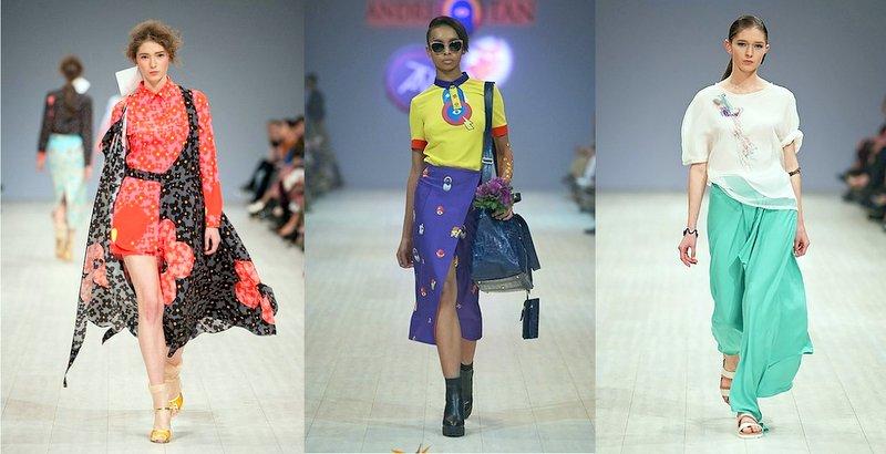 Тренди 2016: Українська мода весна-літо 2016