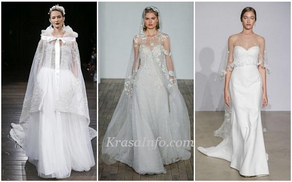 Весільні сукні 2018