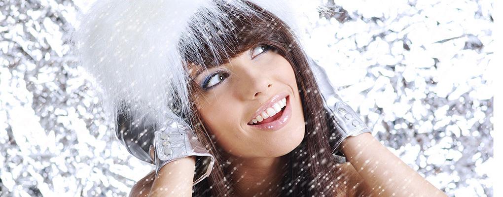 Мороз і жар: як доглядати за волоссям в період температурних перепадів