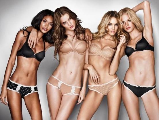 Вправи для ідеальної фігури від «ангелів» Victoria's Secret