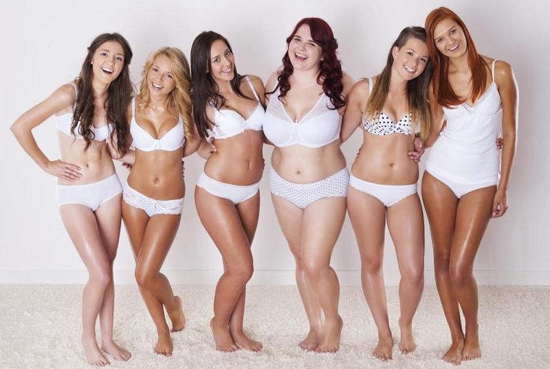 Які жінки подобаються чоловікам більше: худі чи повні