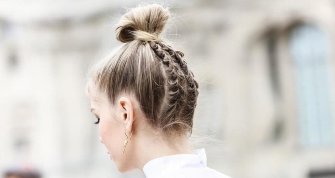 10 повсякденних зачісок для спеконих літніх днів (Відео)